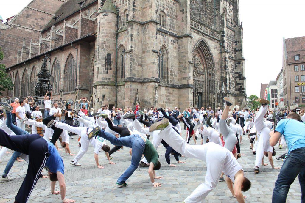 Capoeira in Nürnberg
